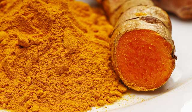 Why choose organic turmeric