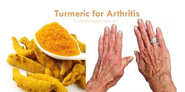 Does Turmeric Helps Arthritis